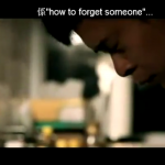 how-to-forget-someone